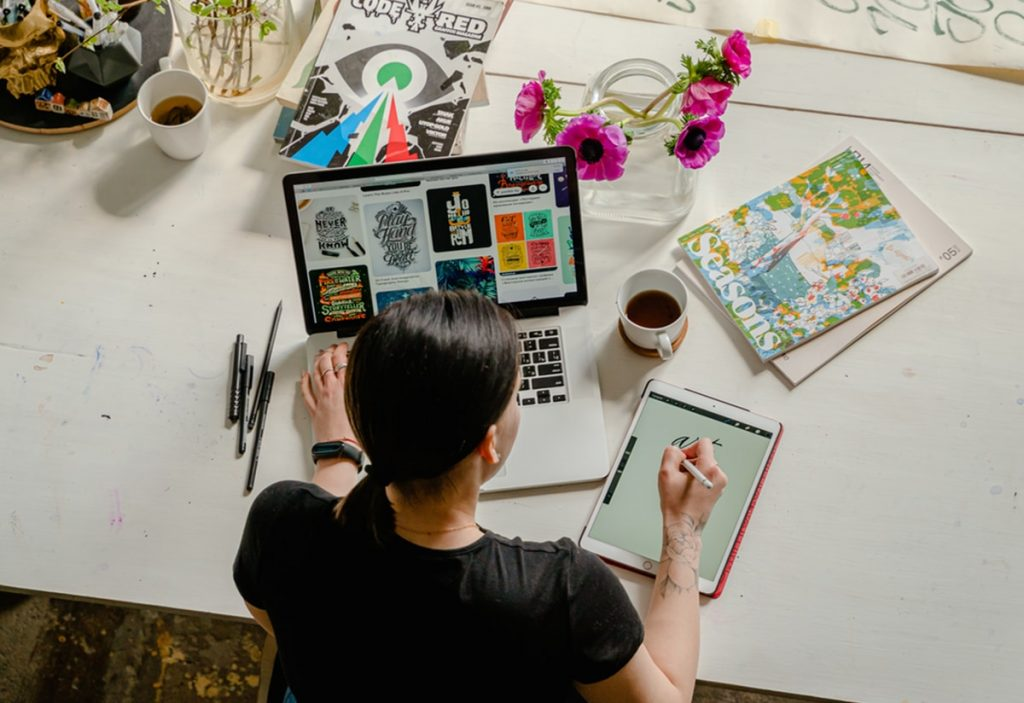 how to become a graphic designer internship airschool