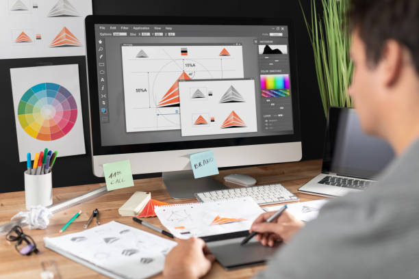 become a graphic designer online airschool course