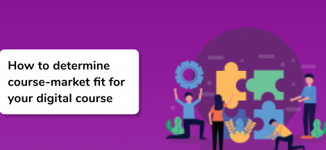 find a course market fit for your online course product