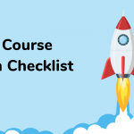 online course launch checklist