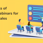 webinar benefits for sales and leads